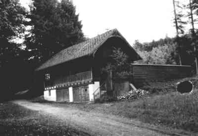 Schützenhaus um 1962